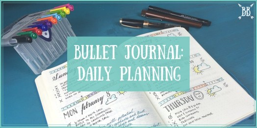 Bullet-Journal-Daily-Planning
